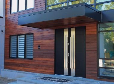 ¿Puertas exteriores de acero o madera? ¿Cuáles son mejores?