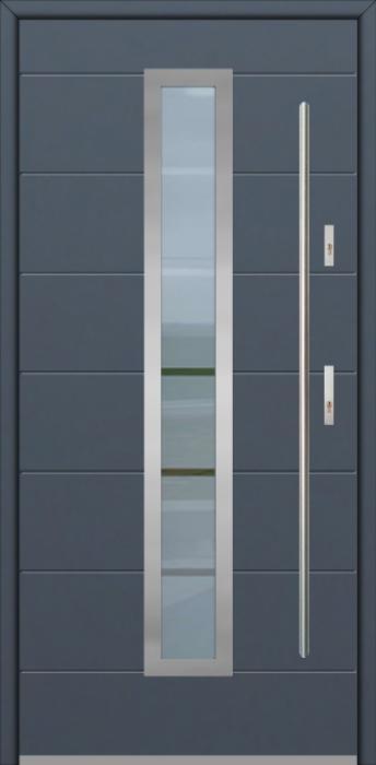 Fargo 12C - puertas de entrada modernas