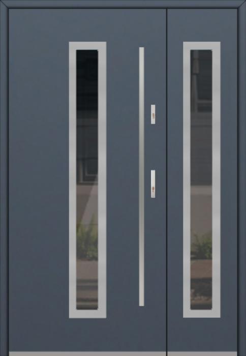 Fargo 12 DB - puertas de entrada modernas