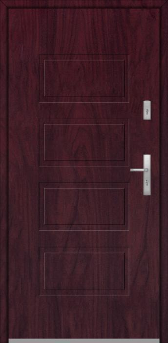 Fargo 13 - puertas de entrada de casa