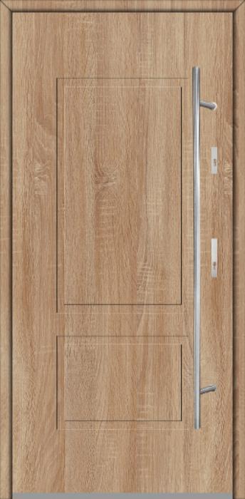 Fargo 14 - puertas de entrada de madera
