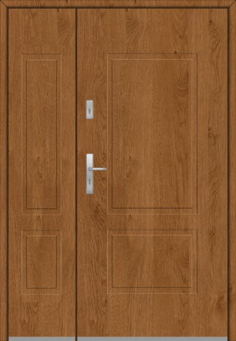 Fargo 14 DB - puertas de entrada de casa