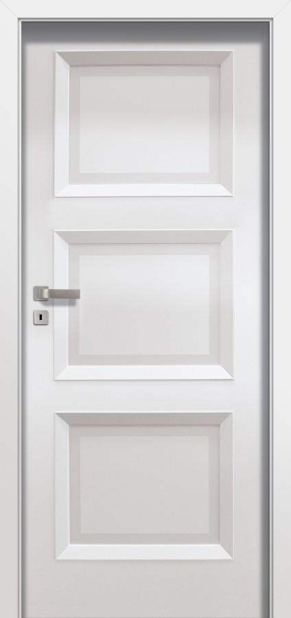 Plano VER - puertas de interior modernas