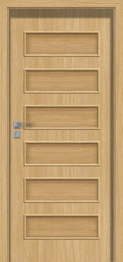 Plano INC - puertas de interior modernas