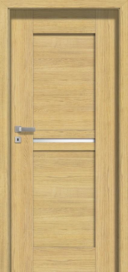 Plano SEM LUX - puertas de interior modernas