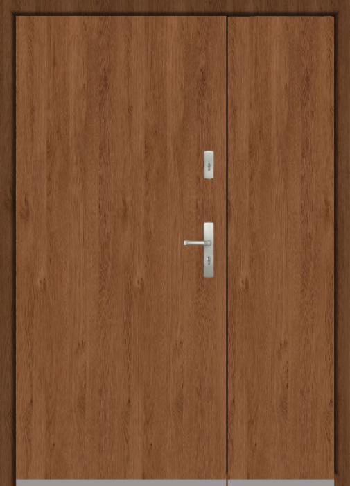Fargo 1 DB - puertas de entrada de hierro