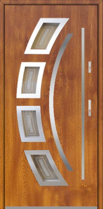 Fargo 21 - puertas de entrada de casa