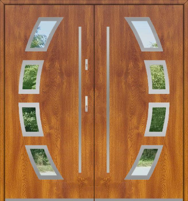 Fargo 21A double - puerta entrada