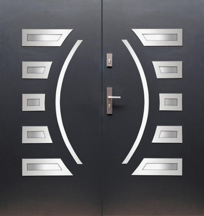 Fargo 23 double - puertas de entrada de casa