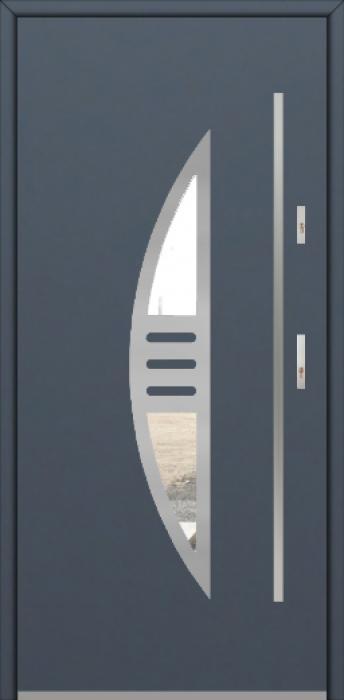 Fargo 24 - puerta aluminio exterior