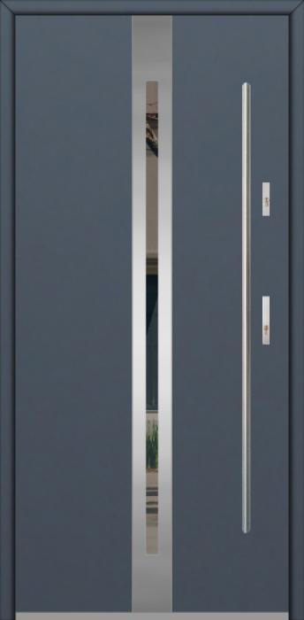 Fargo 25 - puerta metalica exterior