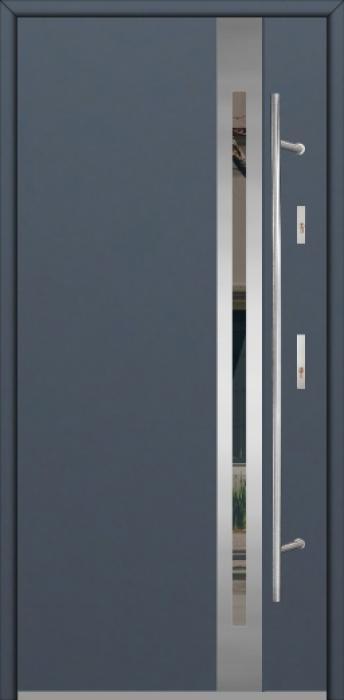 Fargo 25A - puerta metalica exterior