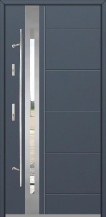 Fargo 25C - puertas de entrada modernas