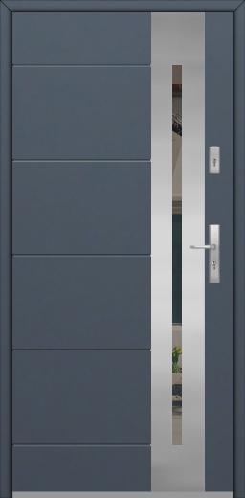 Fargo 26 - puertas de entrada modernas