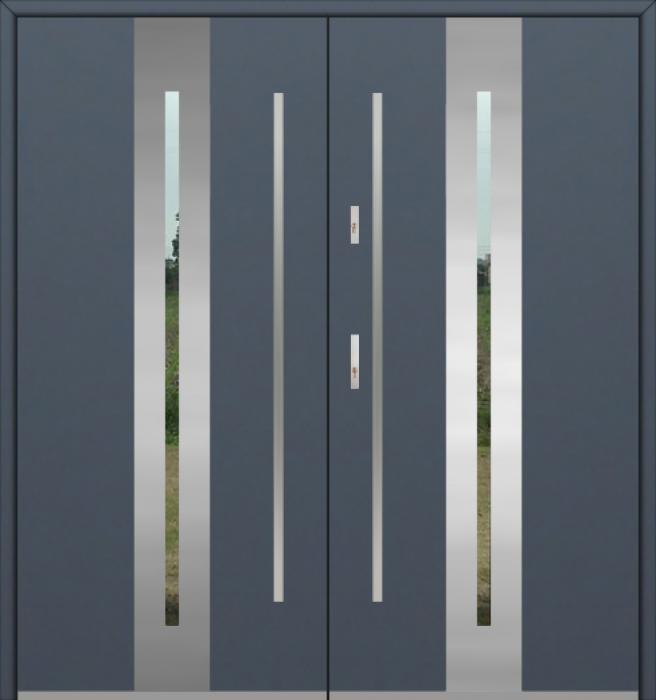 Fargo 26A double - puerta entrada
