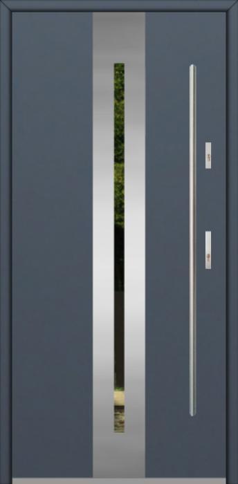Fargo 26A - puertas de entrada modernas