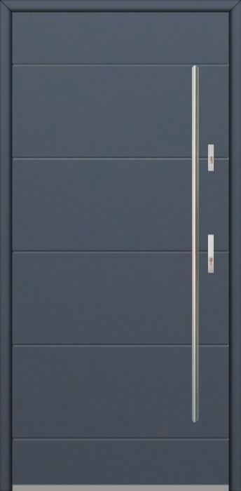 Fargo 26C - puertas de entrada de aluminio