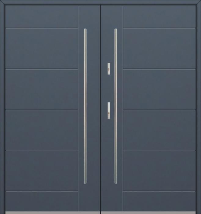 Fargo 26 D double - puertas de entrada modernas