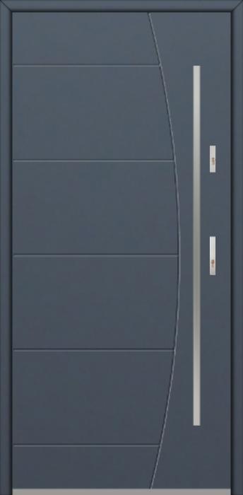Fargo 26G - puertas de entrada de aluminio