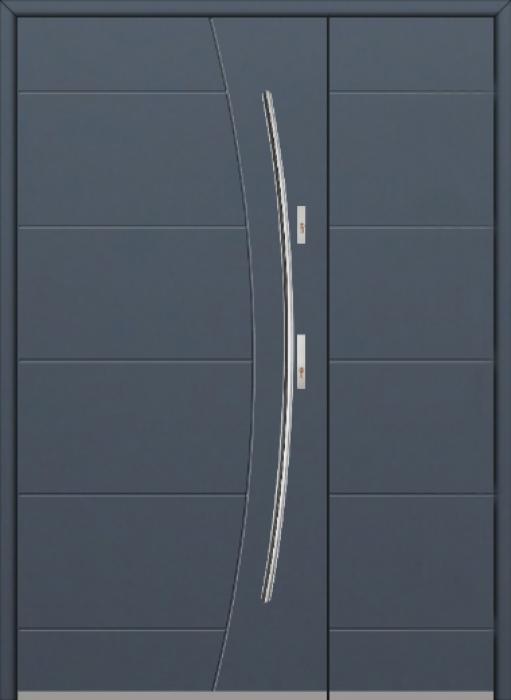 Fargo 26G DB - puertas de entrada modernas