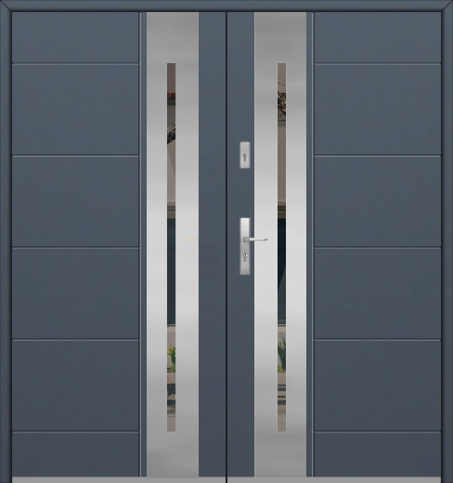 Fargo 26H double - puertas de entrada dobles / puertas francesas