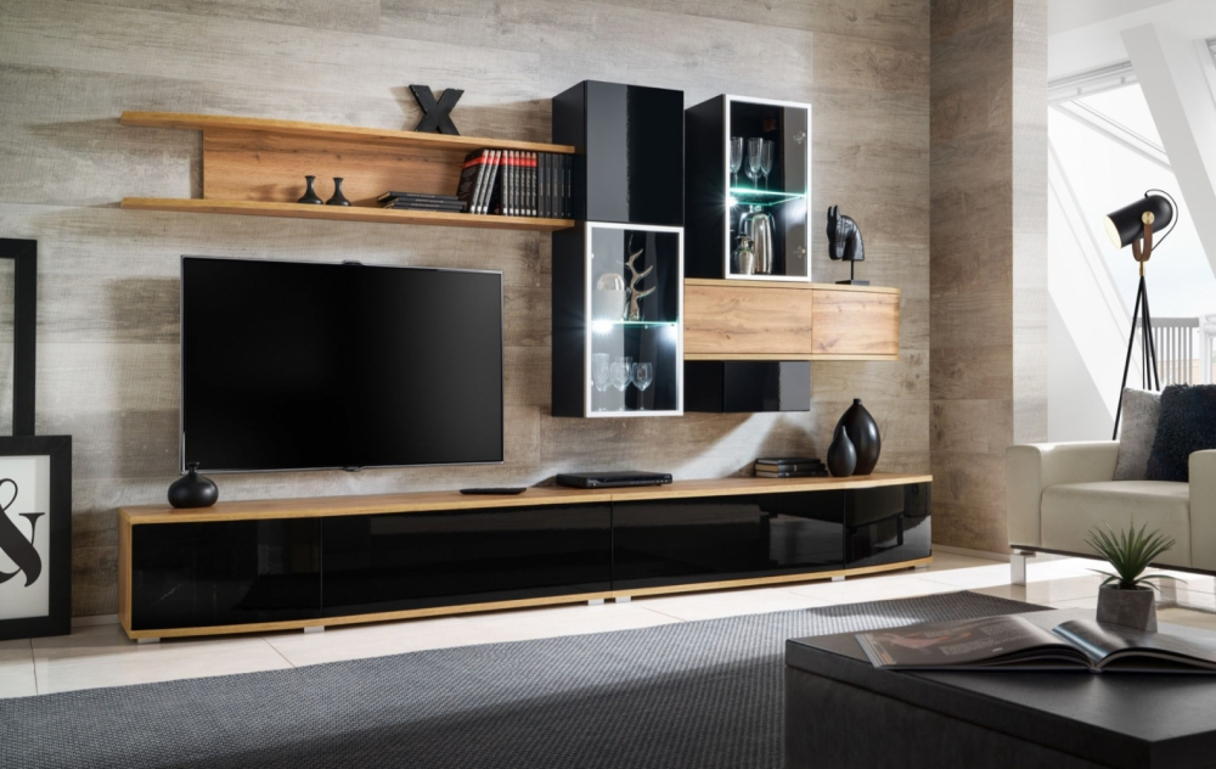Asman - salones modernos