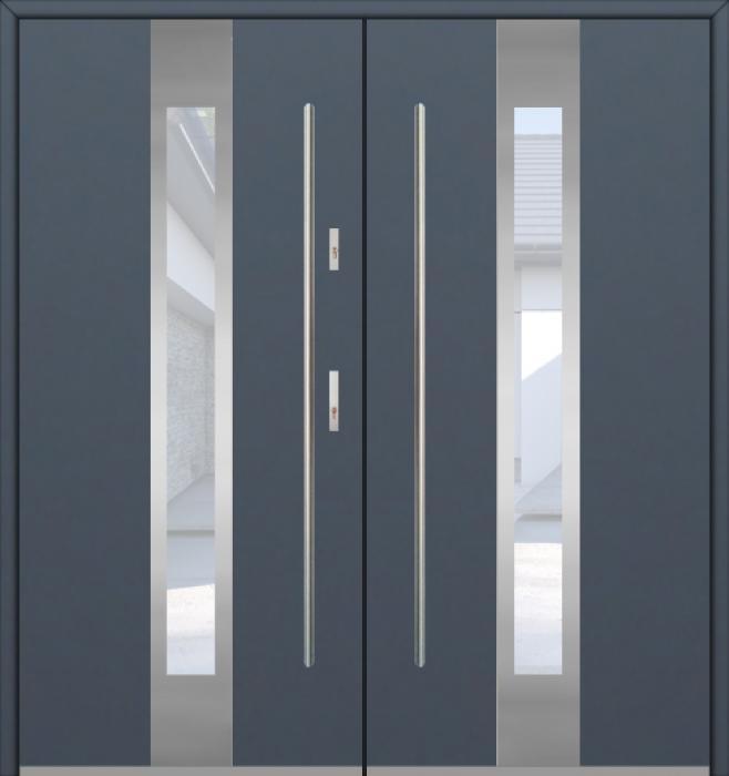 Fargo 30 double - puertas de entrada dobles / puertas francesas