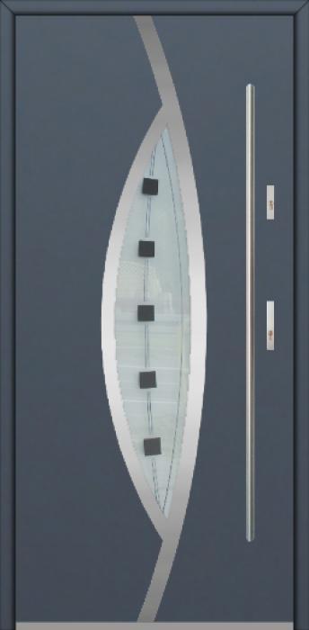 Fargo 31 - puertas de entrada con cristal