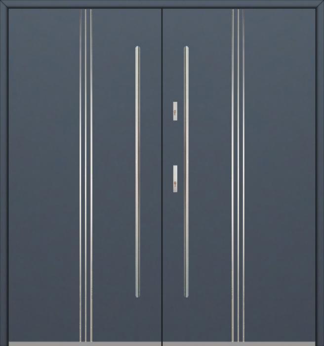 Fargo 32 double - puertas de entrada dobles / puertas francesas