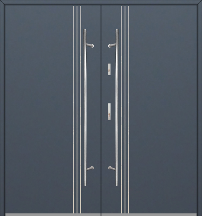Fargo 32A double - puertas de entrada dobles / puertas francesas