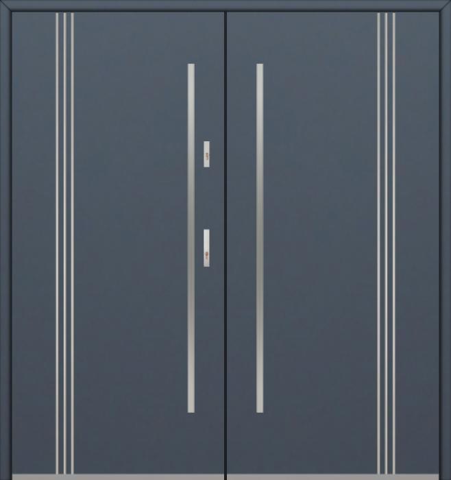 Fargo 32 B double - puertas de entrada dobles / puertas francesas