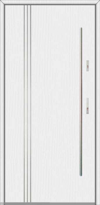 Fargo 32B - puertas de entrada de hierro