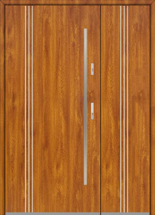 Fargo 32B DB - puerta metalica exterior
