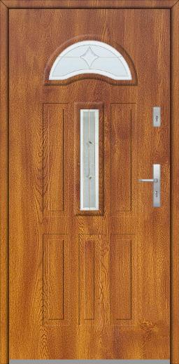 Fargo 34 - puertas entrada exterior
