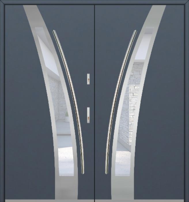 Fargo 36 double - puertas de entrada dobles / puertas francesas