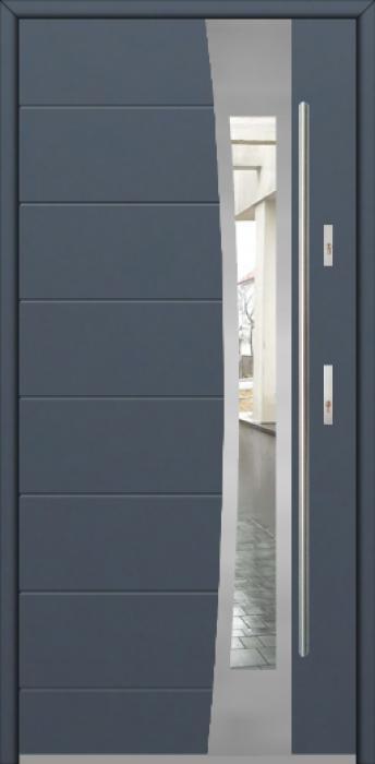 Fargo 37 - puerta aluminio exterior