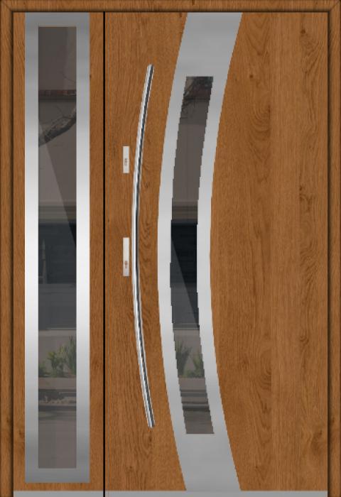 Fargo 38A DB - puertas de entrada de casa