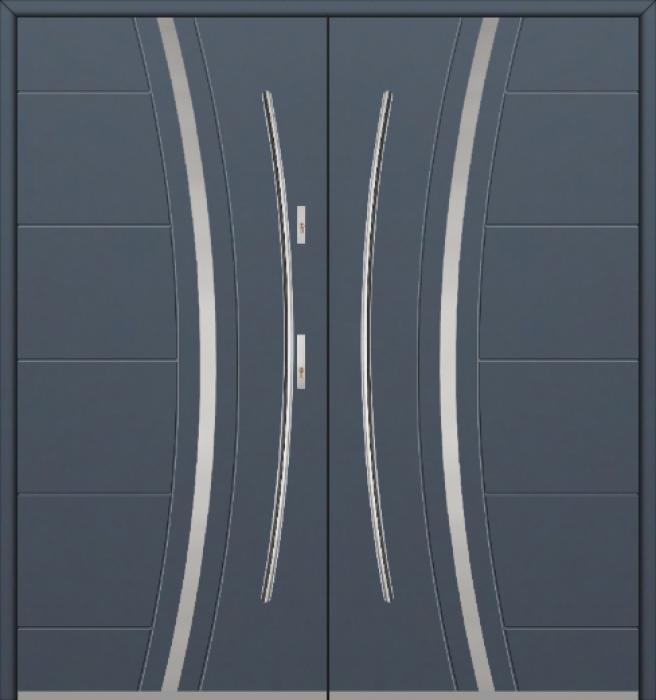 Fargo 40 double - puertas de entrada dobles / puertas francesas