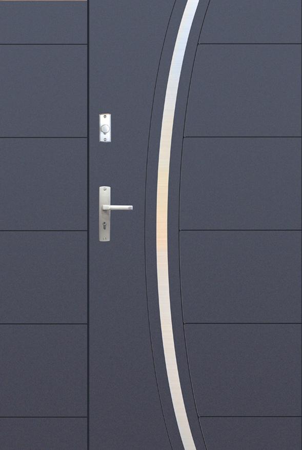 Fargo 40 DB - puerta entrada