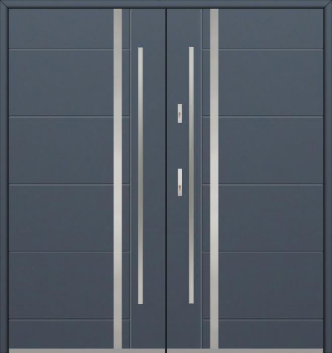 Fargo 41A double - puertas de entrada dobles / puertas francesas