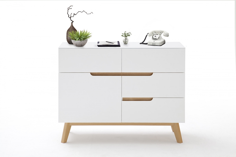 Cervo Sideboard typ42 with four draws and one compartment - olección de cómodas