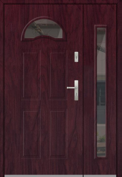 Fargo 4db - puerta metalica exterior