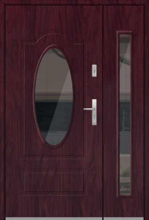 Fargo 8 DB - puertas de casa
