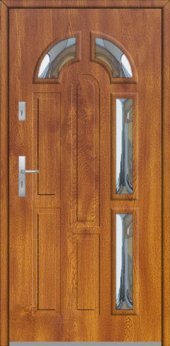 Fargo 9 - puertas de entrada de casa