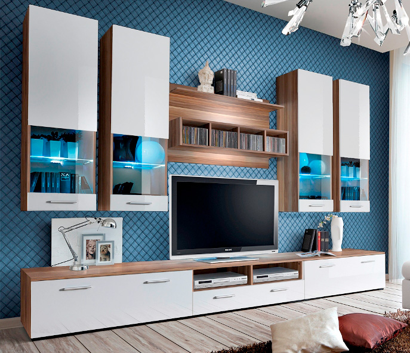 Torino 2 - muebles de salon baratos