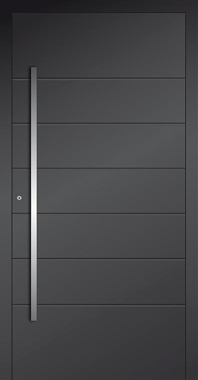 LIM AP05 - puerta de entrada y aluminio