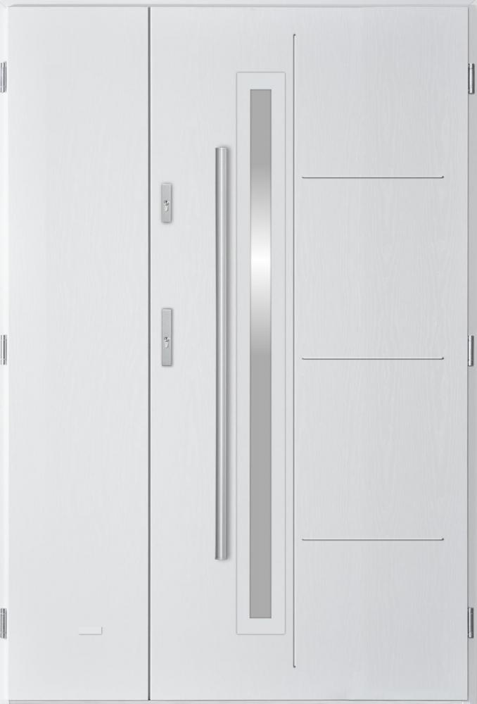 Sta Arago Uno - puertas de casa