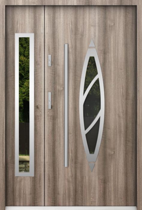 Sta Aries Duo - puertas de entrada con cristal