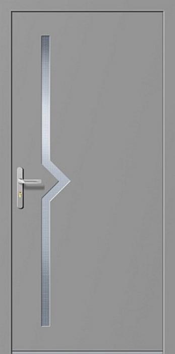 LIM Impuls - puertas de entrada de aluminio para viviendas