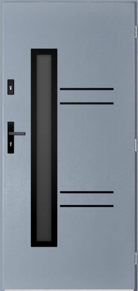 Sta Avila Neo - puertas de entrada de aluminio